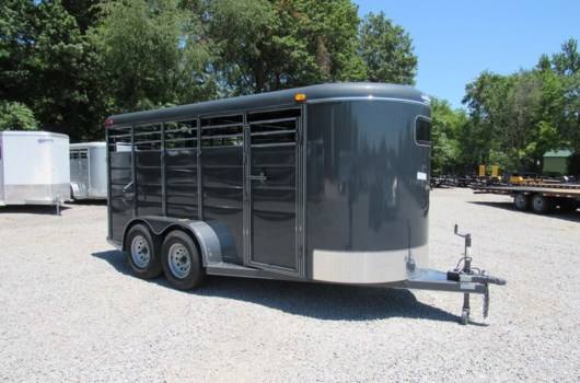 Livestock Trailer - 2018 Calico SB162 available Used in Carterville, IL