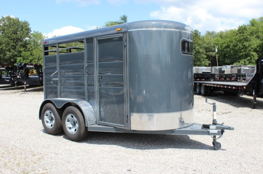 Horse Trailer - 2020 Calico HB122 available New in Carterville, IL