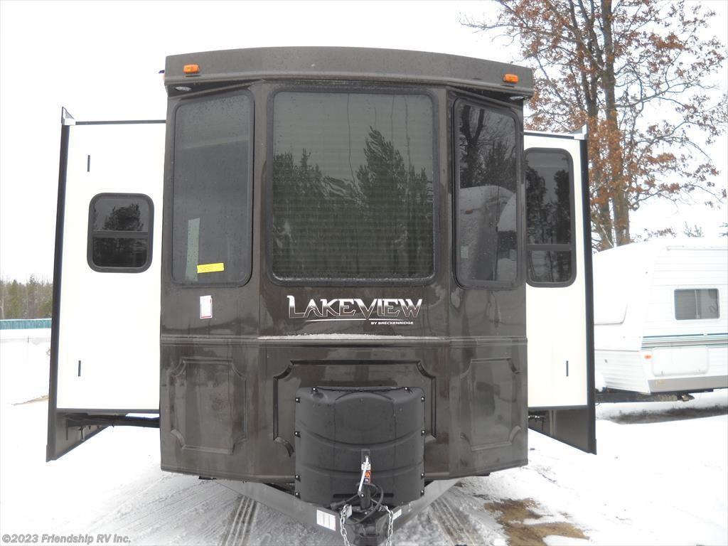 2017 Heartland RV RV Breckenridge Lakeview LV40FTS For