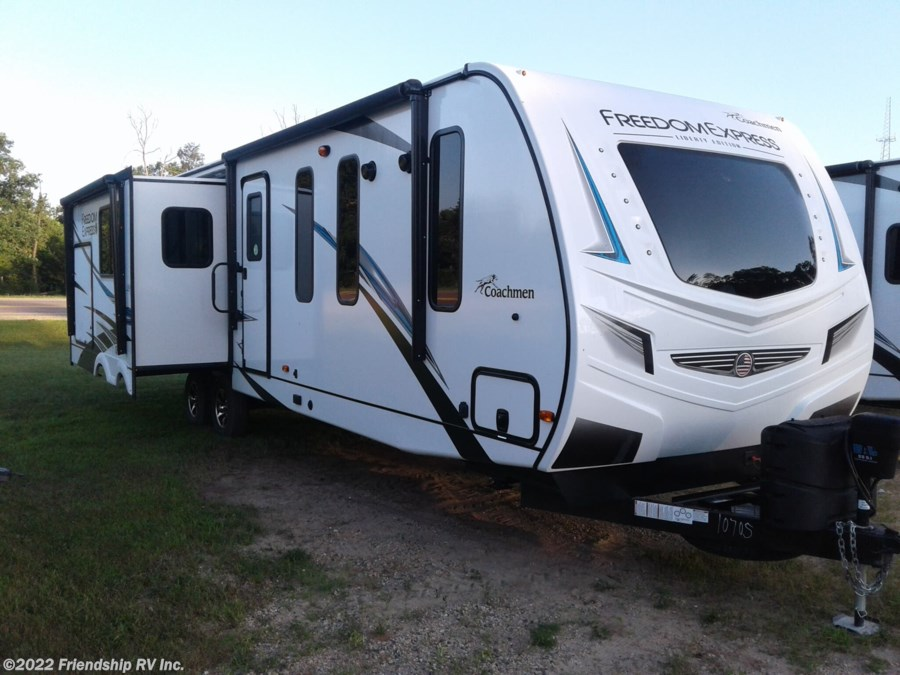 2020 Coachmen Freedom Express Liberty Edition 324RLDSLE