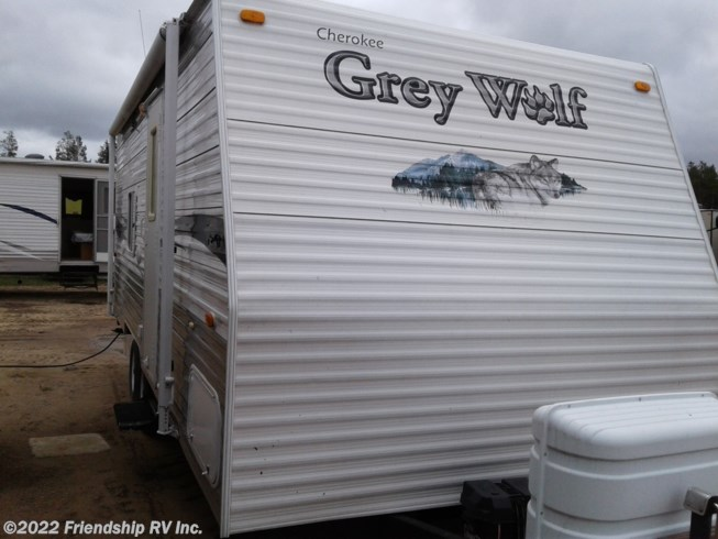 Used 2009 Forest River Cherokee Grey Wolf 20RB available in Friendship, Wisconsin