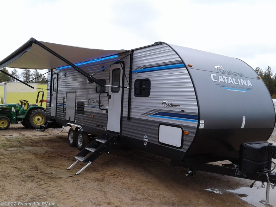 2020 Coachmen Catalina Legacy Edition 283DDSCKLE