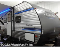 #NT1812 - 2020 Coachmen Catalina Legacy Edition 283DDSCK