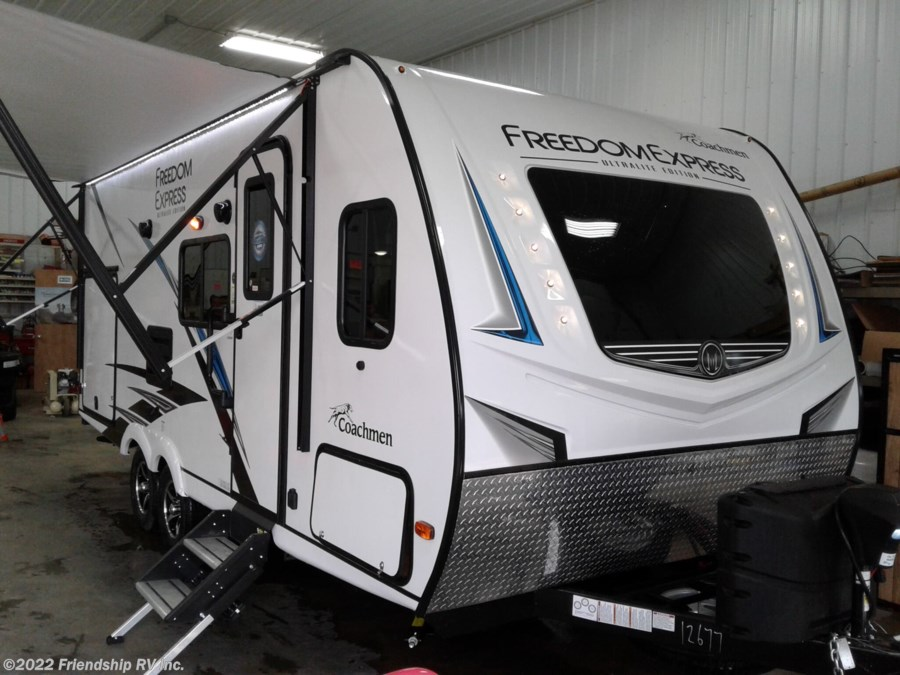 2020 Coachmen Freedom Express Ultra Lite 195RBS