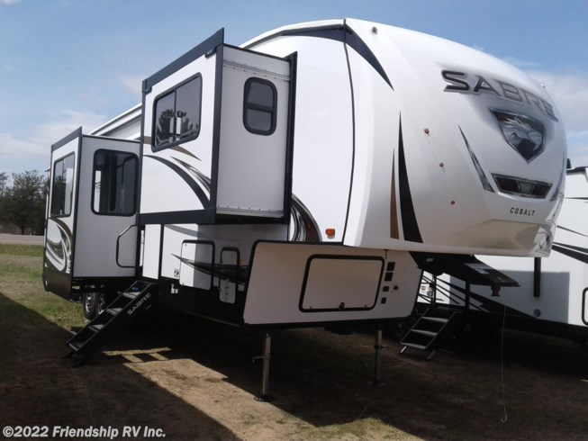 New 2021 Forest River Sabre 37FLH available in Friendship, Wisconsin