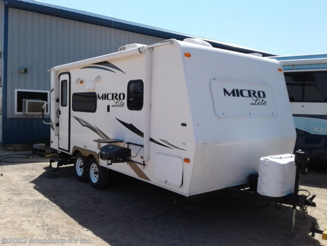 Used 2013 Forest River Flagstaff Micro Lite 21FBRS available in Friendship, Wisconsin