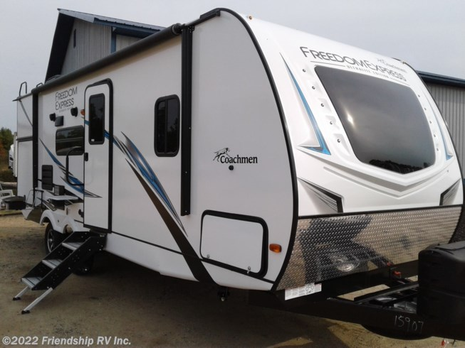 New 2021 Coachmen Freedom Express Ultra Lite 248RBS available in Friendship, Wisconsin