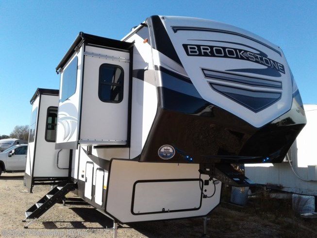 New 2021 Coachmen Brookstone 344FL available in Friendship, Wisconsin