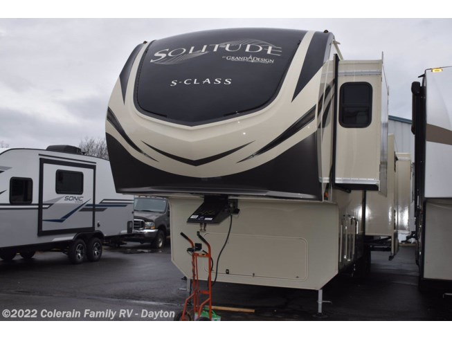 2020 Solitude S-Class by Grand Design from Colerain RV of Dayton in Dayton, Ohio