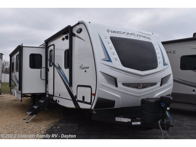 New 2020 Coachmen Freedom Express Liberty Edition available in Dayton, Ohio