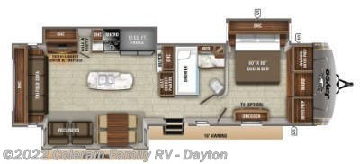 New 2021 Jayco Eagle available in Dayton, Ohio