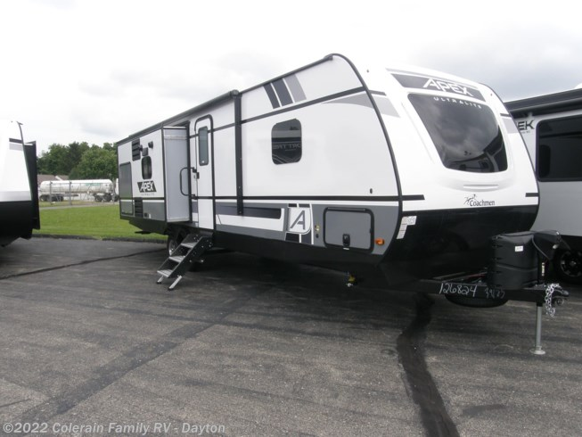 New 2021 Coachmen Apex available in Dayton, Ohio
