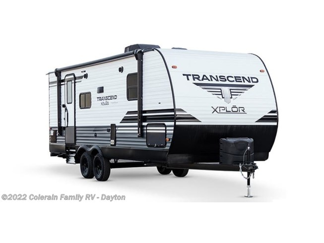 New 2021 Grand Design Transcend Xplor 245RL available in Dayton, Ohio