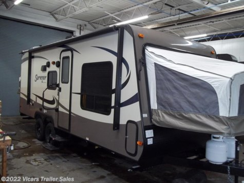 2016 Forest River Surveyor  224T