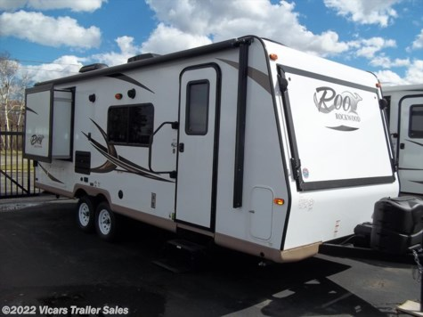 2016 Forest River Rockwood Roo  23WS