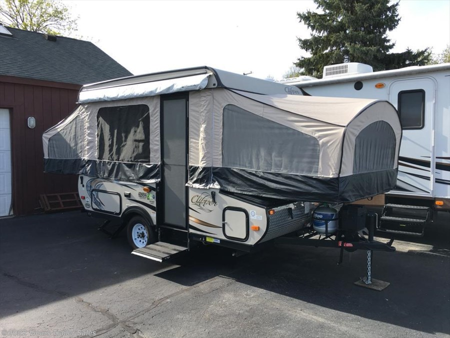 2016 Coachmen Clipper Sport 108 ST