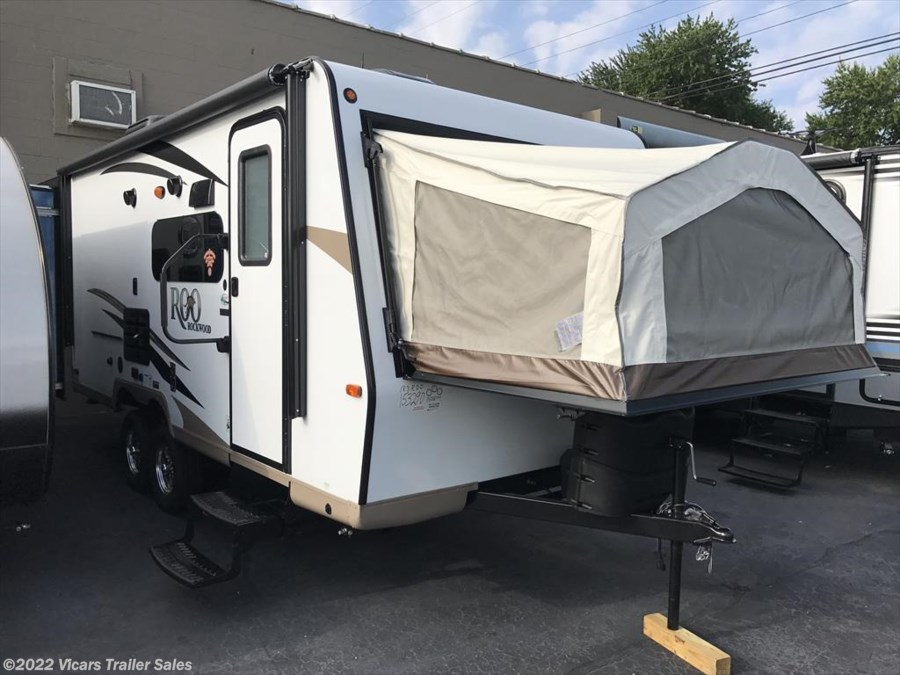 2018 Forest River Rockwood Roo 183 Roo