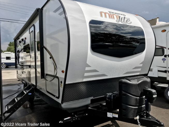 <span style='text-decoration:line-through;'>2019 Forest River Rockwood Mini Lite 2509S</span>