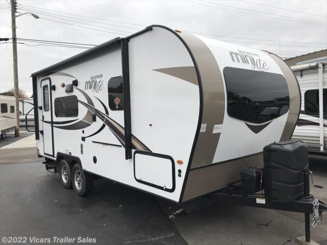 <span style='text-decoration:line-through;'>2019 Forest River Rockwood Mini Lite 2109S</span>