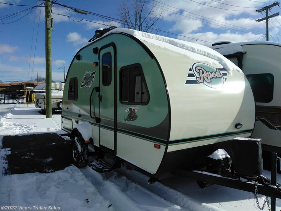 2015 Forest River R-Pod RP-177