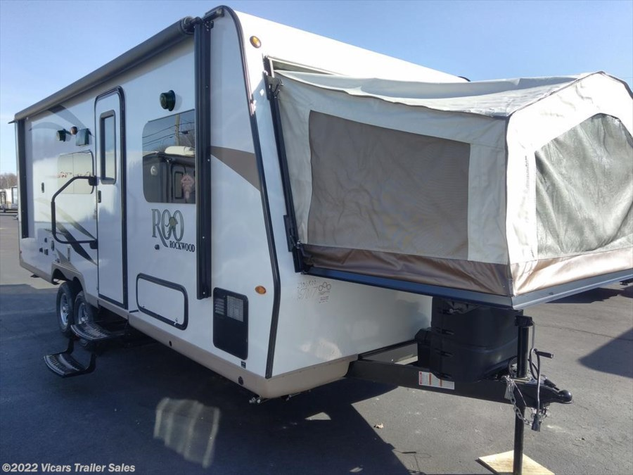2018 Forest River Rockwood Roo 233S