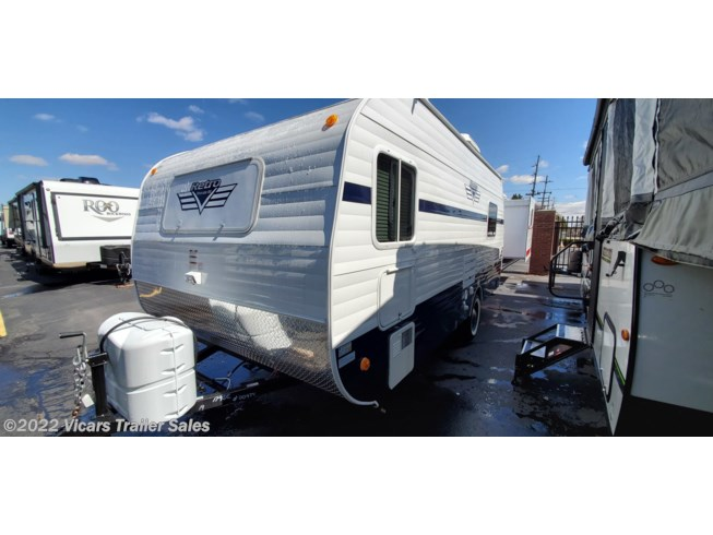 2019 Riverside RV White Water Retro 179SE - New Travel Trailer For Sale by Vicars Trailer Sales in Taylor, Michigan