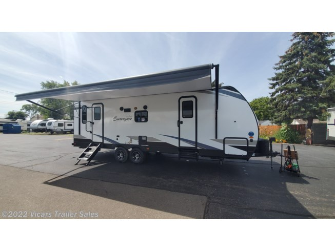 New 2019 Forest River Surveyor 271RLS available in Taylor, Michigan