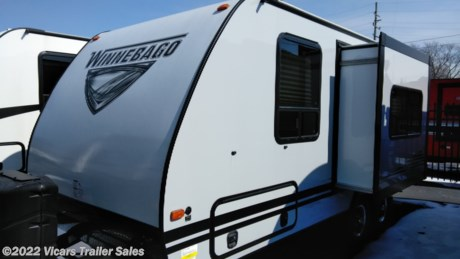 <p>Platinum Exterior<br /><br />Stone Interior<br /><br />RVIA Tag<br /><br />Winnebago Micro Minnie Package</p>