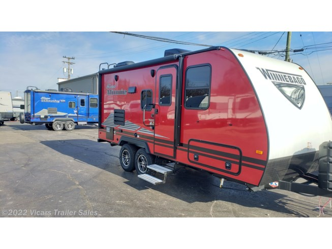 New 2020 Winnebago Micro Minnie 2106DS (Red/Stone) available in Taylor, Michigan