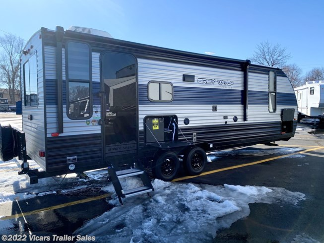New 2021 Forest River Cherokee Grey Wolf 23MK available in Taylor, Michigan