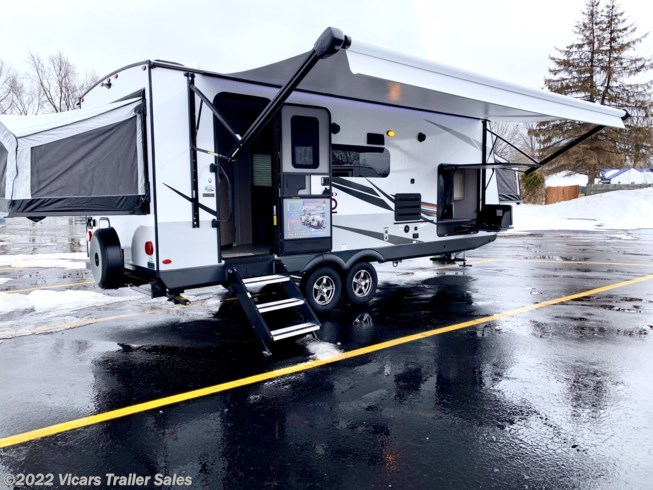 New 2021 Forest River Rockwood Roo 235S available in Taylor, Michigan
