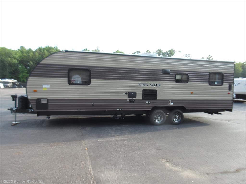 2017 Forest River Rv Grey Wolf 26rr For Sale In Ashland