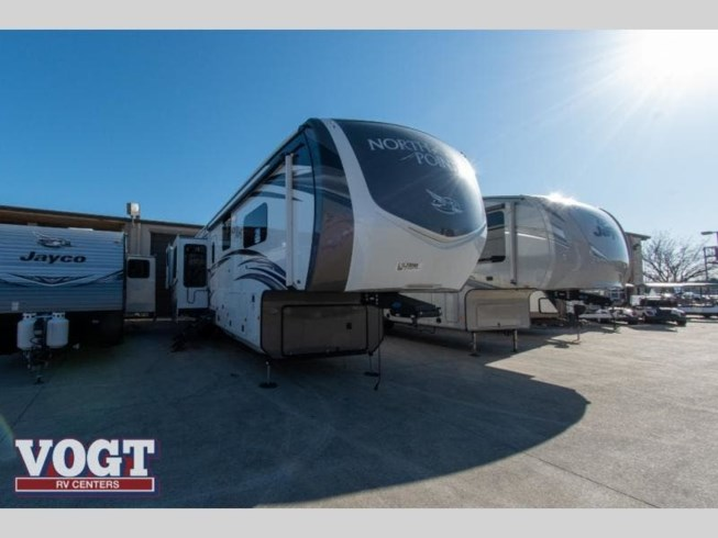 New 2020 Jayco North Point 387RDFS available in Fort Worth, Texas