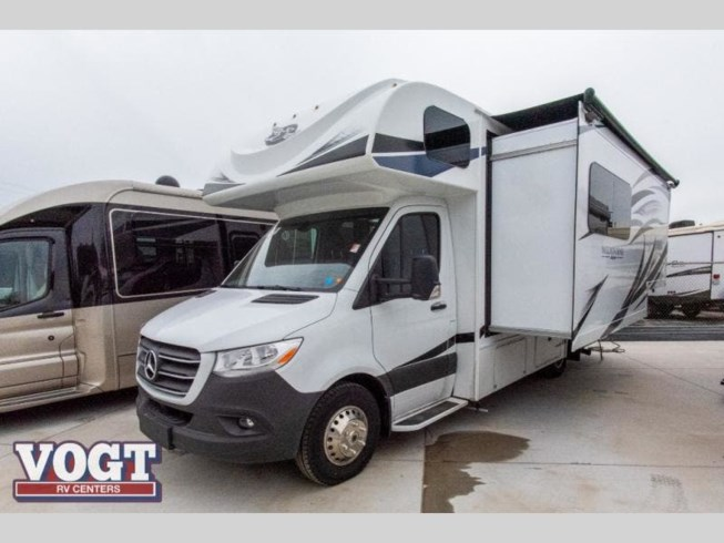 2020 Jayco Melbourne 24L - New Class C For Sale by Vogt Family Fun Center in Fort Worth, Texas features Slideout