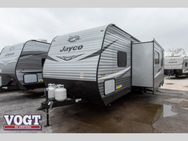 2020 Jayco Jay Flight SLX 8 267BHS - New Travel Trailer For Sale by Vogt Family Fun Center in Fort Worth, Texas features Slideout