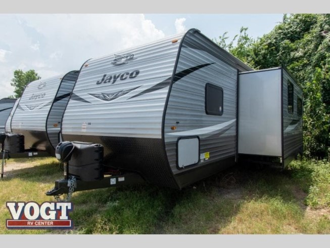 2021 Jayco Jay Flight SLX 8 284BHS - New Travel Trailer For Sale by Vogt Family Fun Center  in Fort Worth, Texas features Slideout