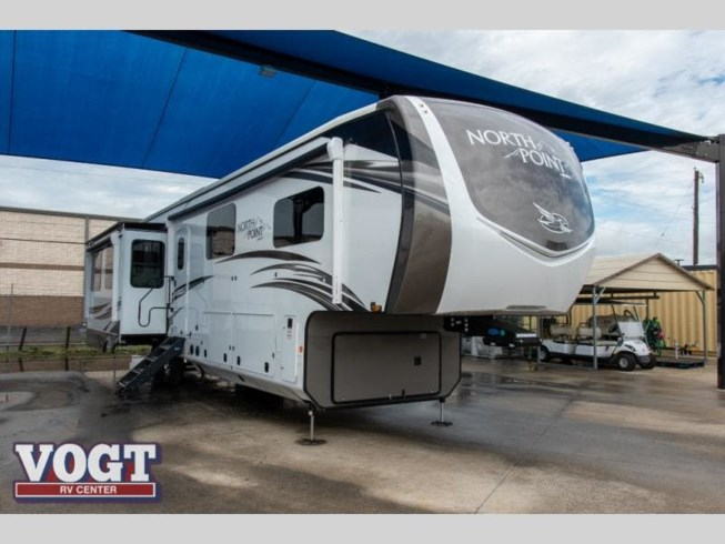 New 2021 Jayco North Point 377RLBH available in Fort Worth, Texas