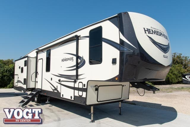 Used 2021 Forest River Salem Hemisphere 370BL available in Fort Worth, Texas