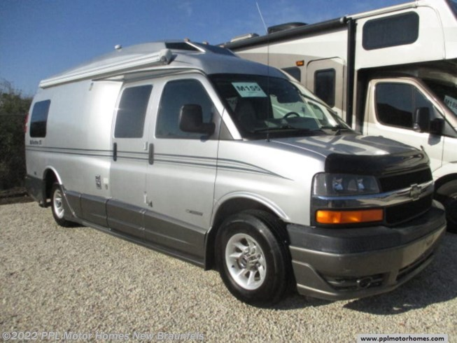 2006 Roadtrek Roadtrek POPULAR 210 - Used Class B For Sale by PPL Motor Homes in New Braunfels, Texas features Water Heater, Spare Tire Kit, Slideout, Stove, External Shower