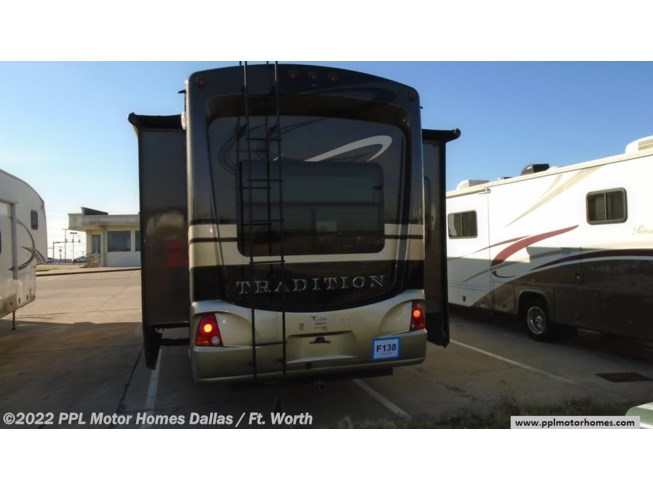 2015 Tradition 384RSS by DRV from PPL Motor Homes in Cleburne, Texas