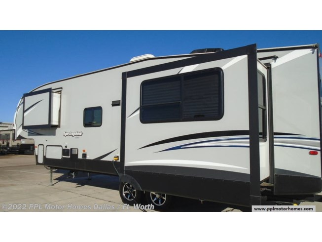 Used 2017 Keystone Springdale 253 FWRE available in Cleburne, Texas
