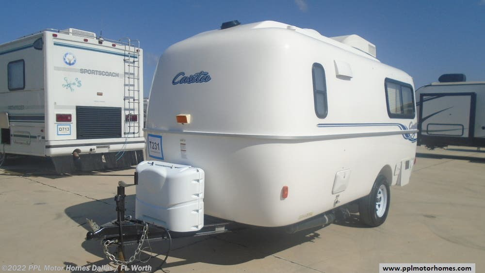 2018 Casita Independence Deluxe 17 RV for Sale in Cleburne ...