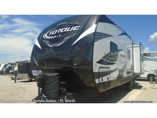 Used 2019 Heartland Torque Toy Hauler 29 available in Cleburne, Texas