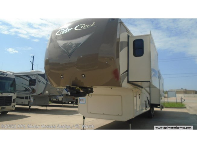 Used 2014 Forest River Cedar Creek 36CKTS available in Cleburne, Texas
