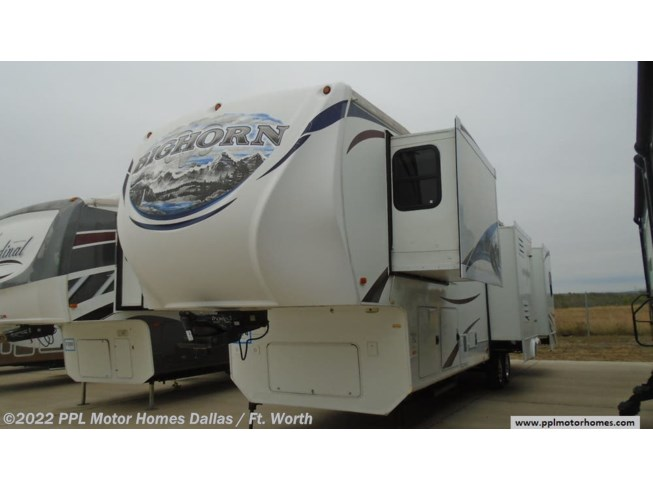 Used 2012 Heartland Bighorn 3670RL available in Cleburne, Texas