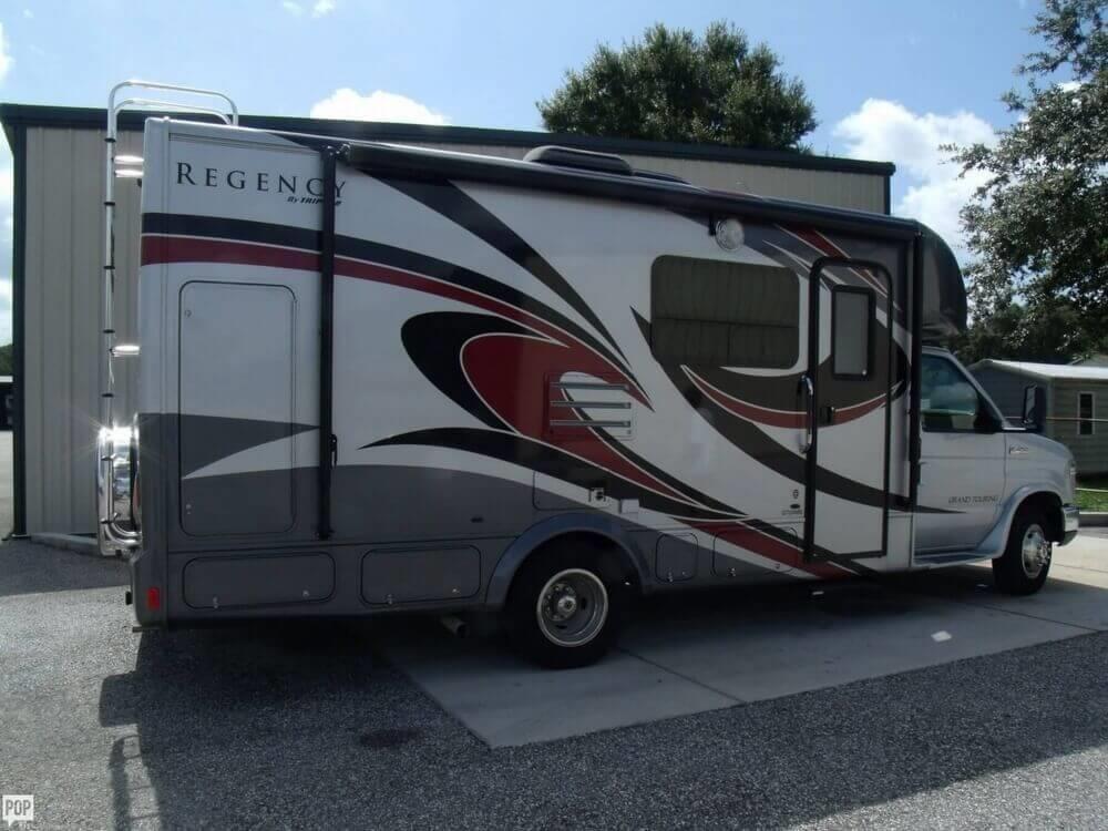 2011 Triple E Rv Rv Regency Gt 24mb For Sale In Sarasota
