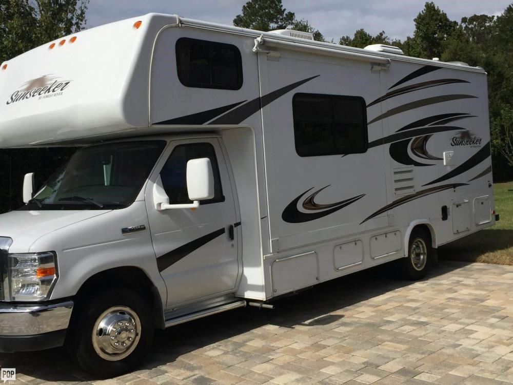 2014 Forest River Rv Sunseeker 2450 For Sale In Sarasota