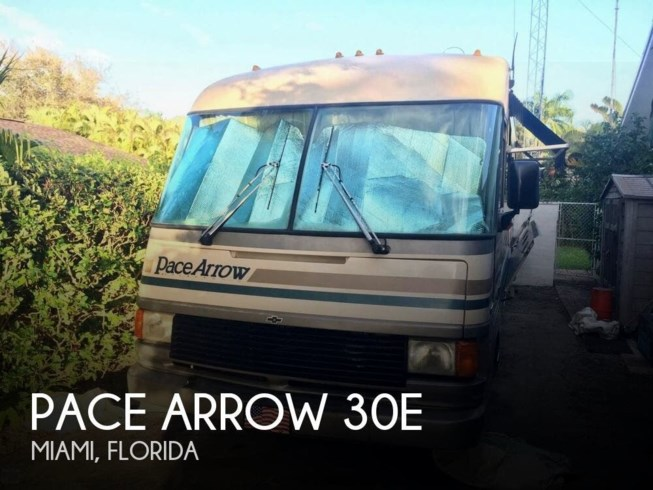 Used 1994 Fleetwood Pace Arrow 30E available in Miami, Florida