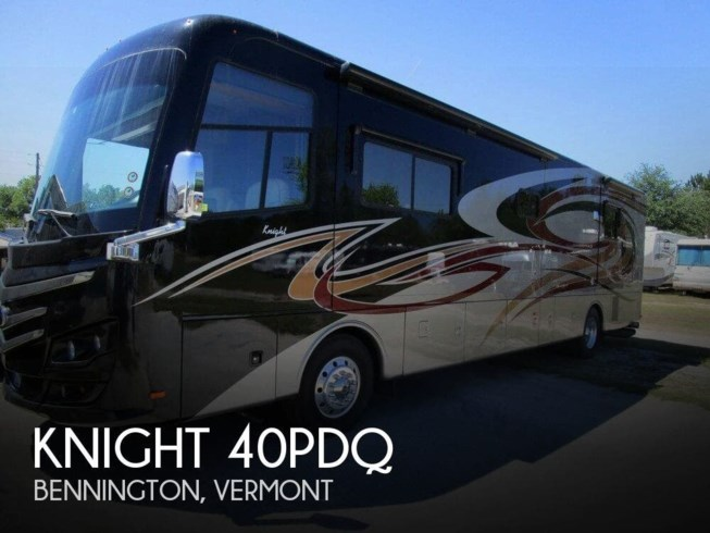 Used 2012 Monaco RV Knight 40PDQ available in Bennington, Vermont