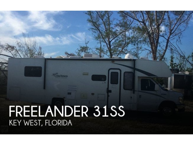 Used 2010 Coachmen Freelander  31SS available in Key West, Florida